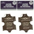 Gliptone Liquid Leather Scented Air Freshener - Pack of Two SC746