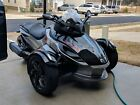2013 Can-Am Spyder RS-S SM5  2013 Can Am Spyder RS-S SM5 -  ONLY 1400 miles on it!
