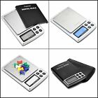 Portable Jewelry Digital Scale Tool Accurate Pocket Size w Backlight LCD Display