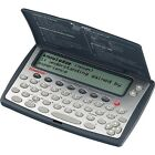 Franklin MWD-460A Merriam-Webster Dictionary and Thesaurus New