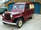 1949 Willys  1949 WILLYS PANEL DELIVERY