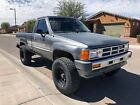 1986 Toyota Pickup Base 1986 Toyota Pickup Turbo 4x4