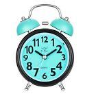 Alarm Clock Heavy Sleepers Silent Desk Bedside Travel With Back Light Loud Alarm