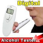 Digital Breath Tester Mini Police Alcohol Analyzer Gadget detector For Driver CN