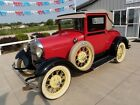 1929 Ford Model A  29 Model A Sport Coupe
