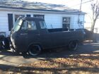 1962 Ford E-Series Van  Ford Econoline pick up