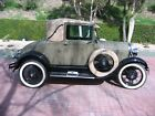1929 Ford Model A  1929 Ford Model A Sport Coupe Beautiful, California Rust Free Example