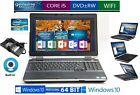"""DELL LATITUDE E6530 15.6"""" LAPTOP INTEL CORE i5-3210M 2.50GHZ wifi webcam,word"""