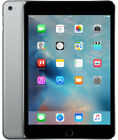 "Apple iPad mini 4 7.9"" 128GB Wi-Fi & 3G/4G iOS Tablet Grey (MK8D2B/A)"