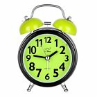 Super Loud Alarm Clock For Heavy Sleepers Extremely Extra Loud Bedroom Green