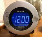 Sony ICF-C7iP Dream Machine - iPod Dock - AM/FM Radio - Alarm Clock EUC
