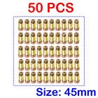 50PCS O2 Straight Oxygen Sensor Extension Spacer Adapter 45mm M18 x 1.5 P0420 Co