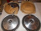 """1976-86 FORD TRUCK SET OF 4 N.O.R.S. 15"""" HUBCAPS!!"""