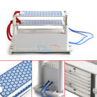 DC12V /AC110V Portable Ozone Generator Ceramic Plate Ozonizer Air Sterilizer 10g
