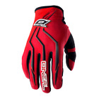 Oneal 2017 Element Gloves Offroad Motocross ADULT & YOUTH Red