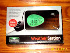 MERIDIAN POINT Weather Station Travel Size Keychain W/Built-In Alarm Clock NEW!