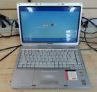 Compaq Presario V2000 Laptop - Booted Windows - No Hard Drive