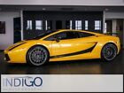 Gallardo Superleggera 2008 Lamborghini Gallardo Superleggera 11483 Miles Giallo Midas Tri-Coat 2D Coup