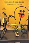 Brand New BROMPTON X LINE FRIENDS M6L <SALLY SPECIAL EDITION> Only 250 Worldwide
