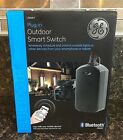 GE~ 13868 BLUETOOTH WIRELESS PLUG-IN OUTDOOR SMART SWITCH Mobile Control Lights