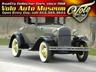 Model A Coupe Rumble Seat Coupe