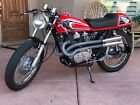 1974 Honda CB  1974 Honda CB360 Cafe Racer