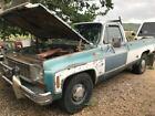 1973 GMC 2500 Series  1973 GMC 2500 Wideside Pickup Truck SQUARE BODY work truck / project / restore