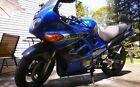2004 Suzuki Katana  motorcycle