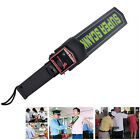 Handheld Metal Detector Portable Security Super Scanner Wand Airport Scan