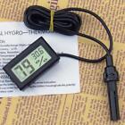 Digital LCD Display Temperature Meter Indoor Thermometer Temp Sensor With Probe