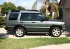 2004 Land Rover Range Rover Black 2004 Range Rover Discovery HSE Sport Utility
