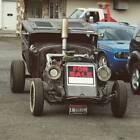 1929 Chrysler 66 2 DOOR Rat Rod 1929 Chrysler CHOPPED RATROD 66 2 Door