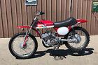 1972 Other Makes carabela  1972 Carabela 125 Caliente VIntage Dirt Bike AHRMA