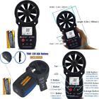 HOLDPEAK 866B Digital Anemometer Handheld Wind Speed Meter for Measuring Wind Sp