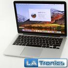 "Apple MacBook Pro A1502 13"" Retina i5-4288U 8GB 256GB ME866LL/A 2013 High Sierra"
