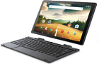 """2 In 1 Tablet Laptop PC 10"""" 32GB Android OS Intel Atom Quad Core Processor WIFI"""