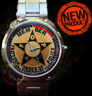 Watches Collectible Metal Alloy Car Emblem Fraternal Police decal September 911