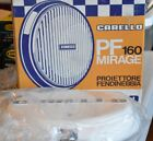 "Carello PF 160 Mirage Fog Lights (1 Pair). 6"" Diameter Lense, no bulbs"