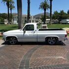 1987 Chevrolet C-10 Silverado simple and sweet and clean last of the square body trucks