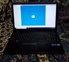 Samsung ATIV Book 4. Windows 8. Intel core i7. np470r5e-k02ub. For parts only.