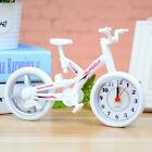 Good 1Pcs Fashion Children home Model Creative Bicycle Alarm Clock interesting