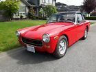 1972 MG Midget  1972 MG Midget, Excellent Restored Car, Thousands spent on the MG