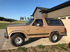 1986 Ford Bronco XLT 1986 Ford BRONCO XLT - Survivor! Runs GREAT, New Tires, 103K Miles, SOLID!