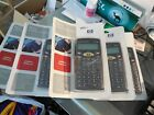 NEW HP Hewlett Packard 9G Scientific Graphing Calculator w/User Manual 6 Avail