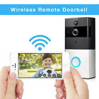 TIVDIO 2.4G Wi-Fi Enable Video Doorbell Wireless 720P HD Support 8G/16G/32G New