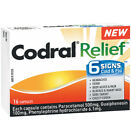 Codral Relief 6 Signs Capsule 16's