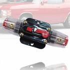 CAR AUDIO 40 AMP CIRCUIT BREAKER MANUAL RESET SWITCH AGU FUSE HOLDER STYLE US