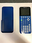 Working Blue Texas Instruments TI-84 Plus CE Graphing Calculator