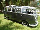1965 Volkswagen Bus/Vanagon Bus Kombi Samba 1965 VOLKSWAGON VANAGON VW KOMBI 23 WINDOW RARE SAMBA BUS RAGTOP PANORAMA ROOF !