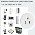 2 Pack WiFi Smart Plug Timing Switch Voice Control Suit Amazon Alexa Goggle home